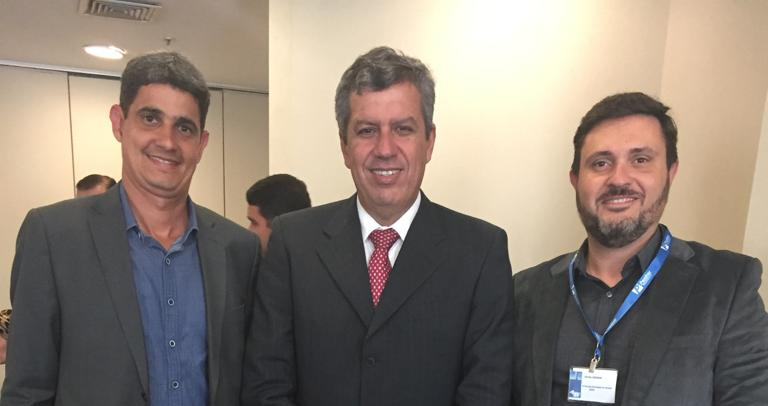 Reunião com o Presidente da Sociedade Brasileira de Cirurgia Bariátrica e Metabólica
